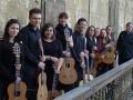27.04.2015 - Benefit concert in Olomouc: Olomouc Guitar Consort.