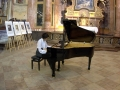 28.09.2015 Benefit concert in Kutna Hora, Church of st John Nepomuk