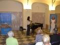 29.09.2015 Benefit concert in Prague, National Museum -  Czech museum of music