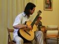 20.4.2014 - Benefit concert in Olomouc: solo by Pavel Kříha.