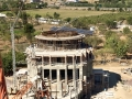 Continuation of the construction of the medical project in Om Ashram in Jadan 2021